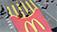 Вирусная офлайн-реклама McDonald's.