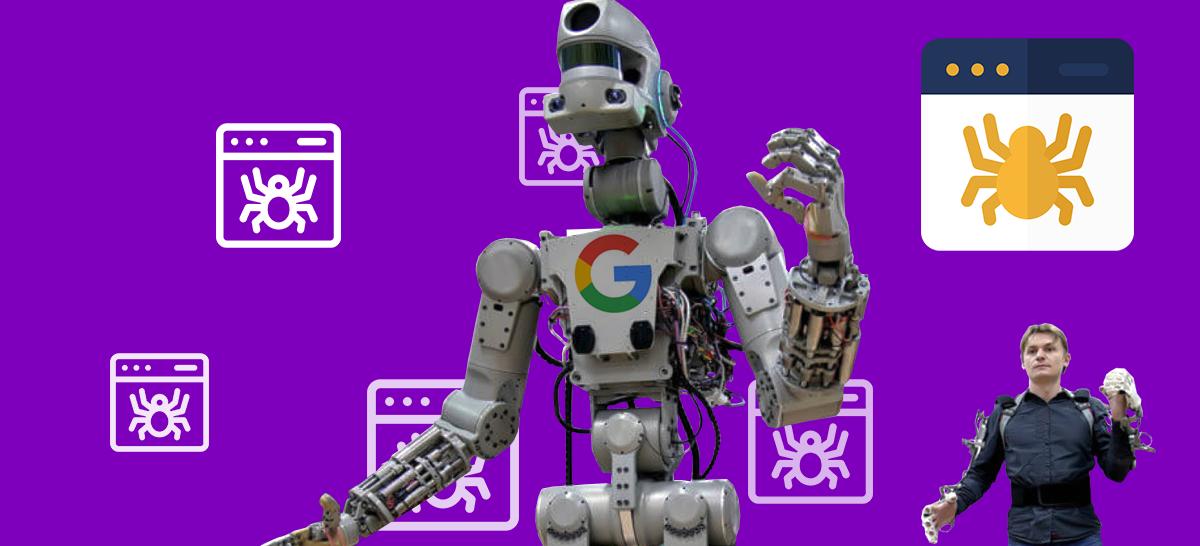 Мимикрирование под поисковых роботов
